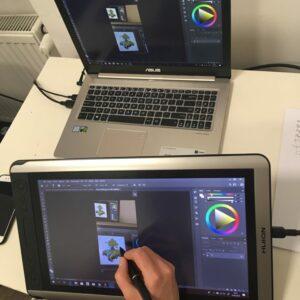 tablet graficzny huion recenzja