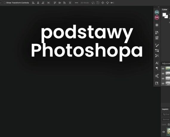 Photoshop – podstawy do digital paintingu