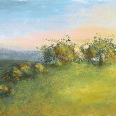podstawy digital paintingu krajobraz