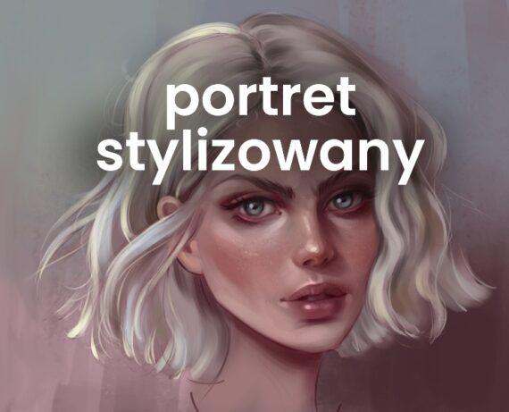 Portret stylizowany
